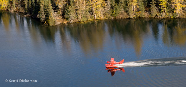 Homer-Alaska-floatplane-charter-on-lake