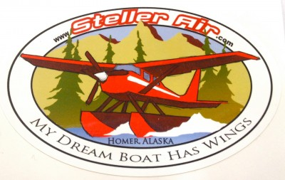Steller Air Stickers