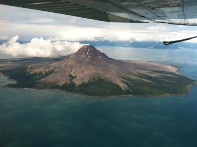 Scenic flights with Steller Air in Homer, Alaska.