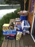 Floatplane-cargo-load-Homer-Alaska