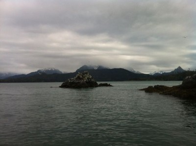 Gull Island, Homer, Alaska, Fly-Hike-Boat